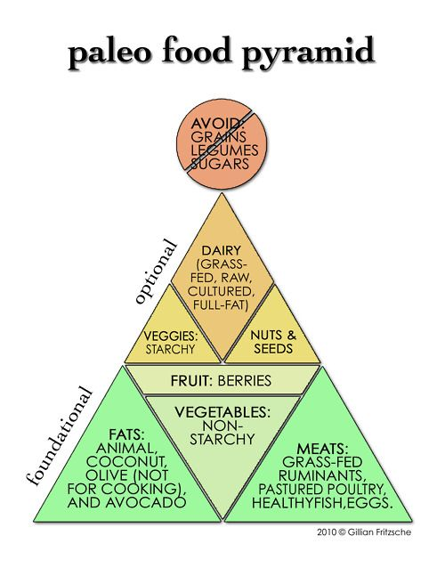 toughloved paleo food pyramid as imagined by the lovely gillian fritzsche of club fritch