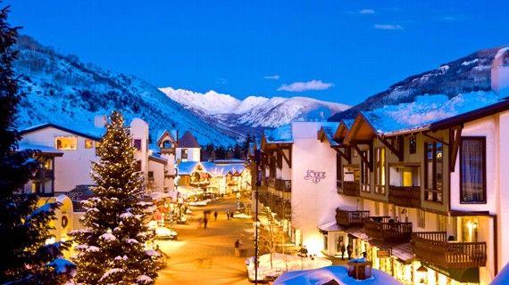 ski resort in vail colorado   vail village colorado Vail Ski Resort: la mayor estación de esquí de ...