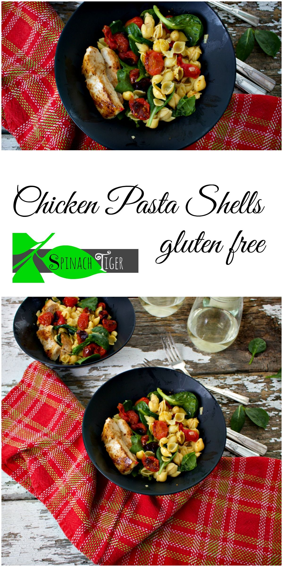 Park Art|My WordPress Blog_Gluten Free Pasta Shells To Stuff