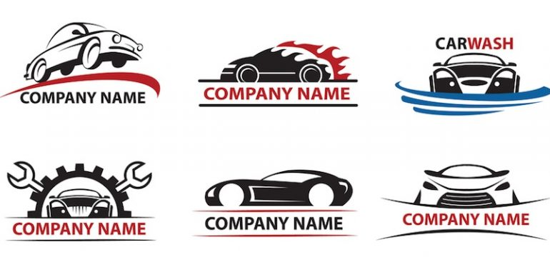 Car Shop Or Auto Repair In 2020 Car Logo Design Car Shop Auto Shop Logo