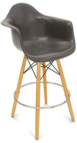 Dowel Bar Stool Swivel Base - Arm Shell  I'll take three!