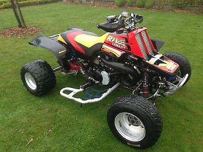 yamaha banshee quad big spec quad atv racing 400