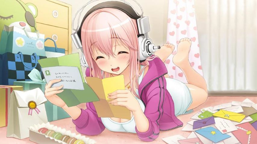 super sonico stream # 69