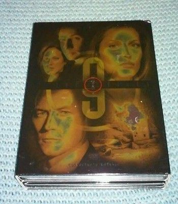 The X-Files - The Complete Ninth Season (DVD, 2004, 7-Disc Set)