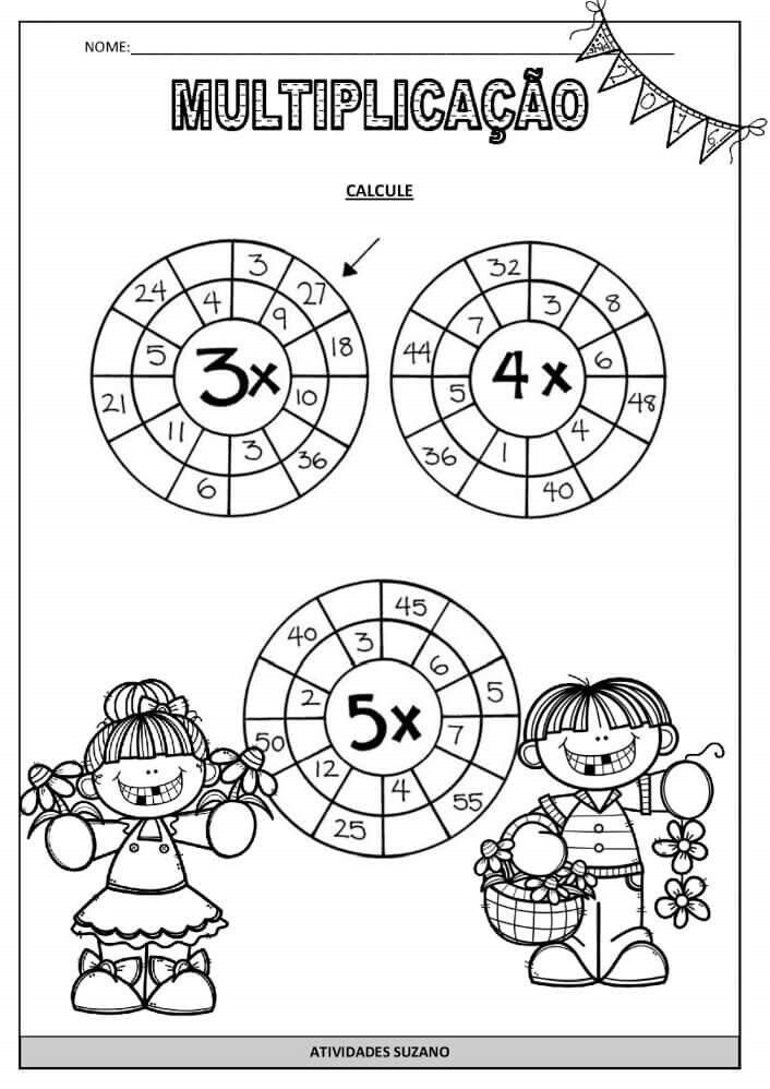 Pin von Gökhan auf Matematik | Pinterest | Multiplikation, Schule ...