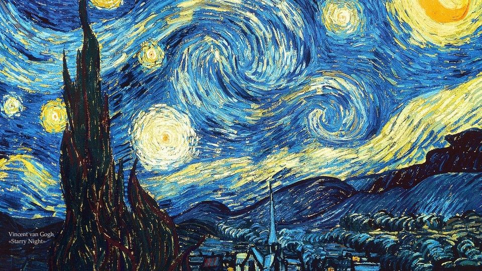 Vincent Van Gogh Starry Night Or A Great Example Of An Analytical Essay The Paintings Conclusion My