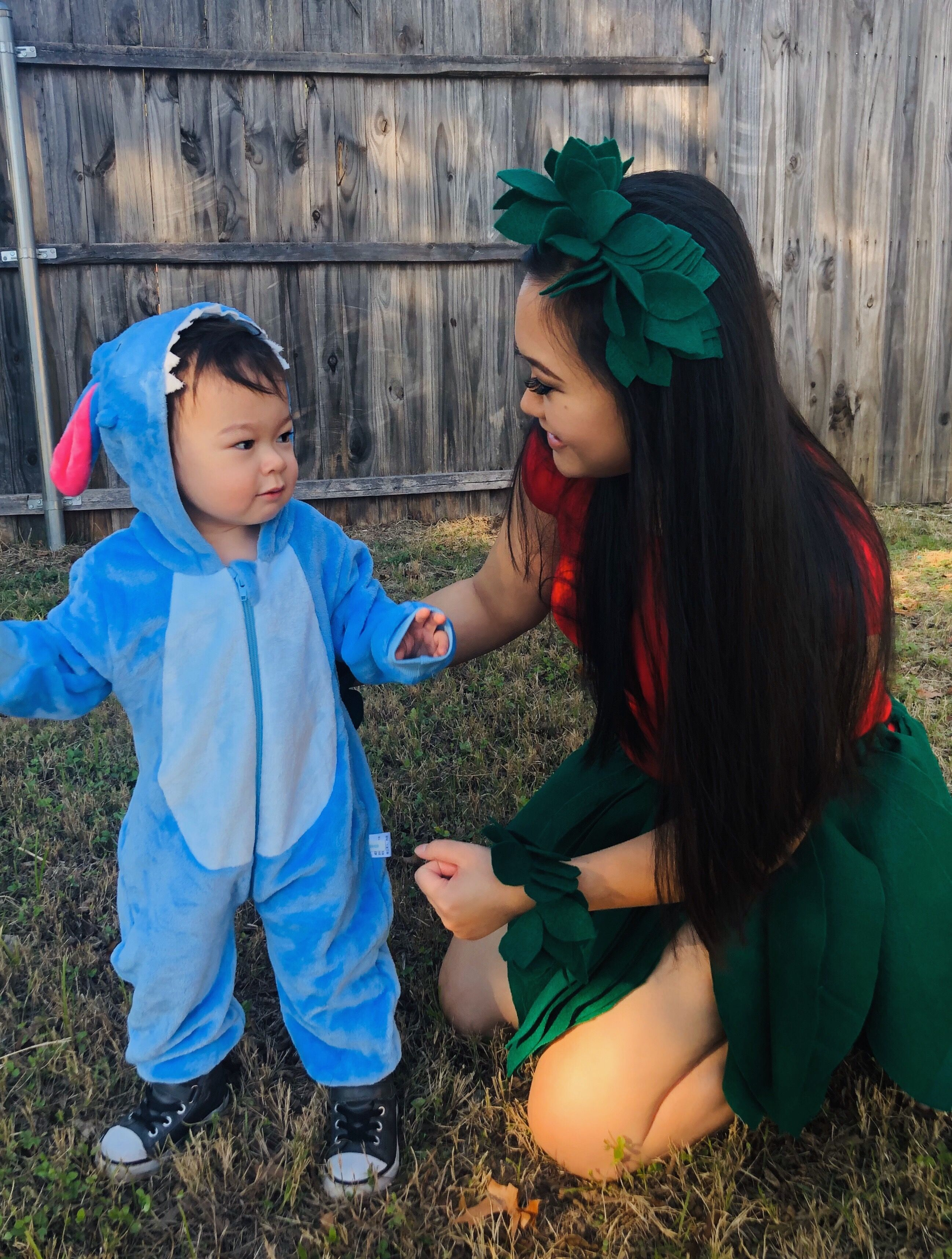 Lilo And Stitch Costume In 2020 Lilo And Stitch Costume Stitch Baby Costume Stitch Costume