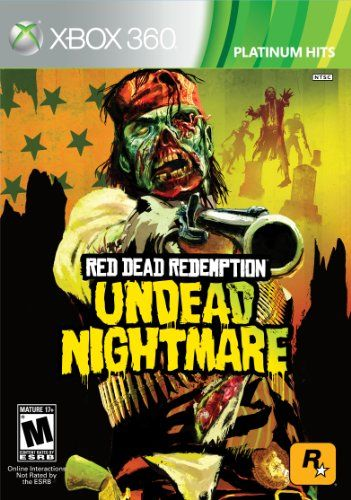 Red Dead Redemption Undead Nightmare Red Dead Redemption Xbox