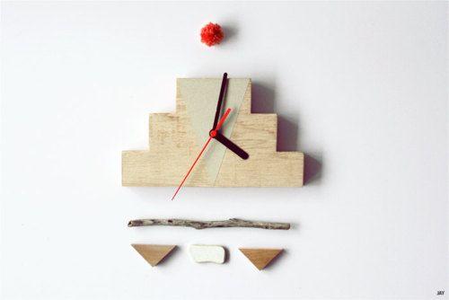 #reloj geometrico #Relojes   #Watches