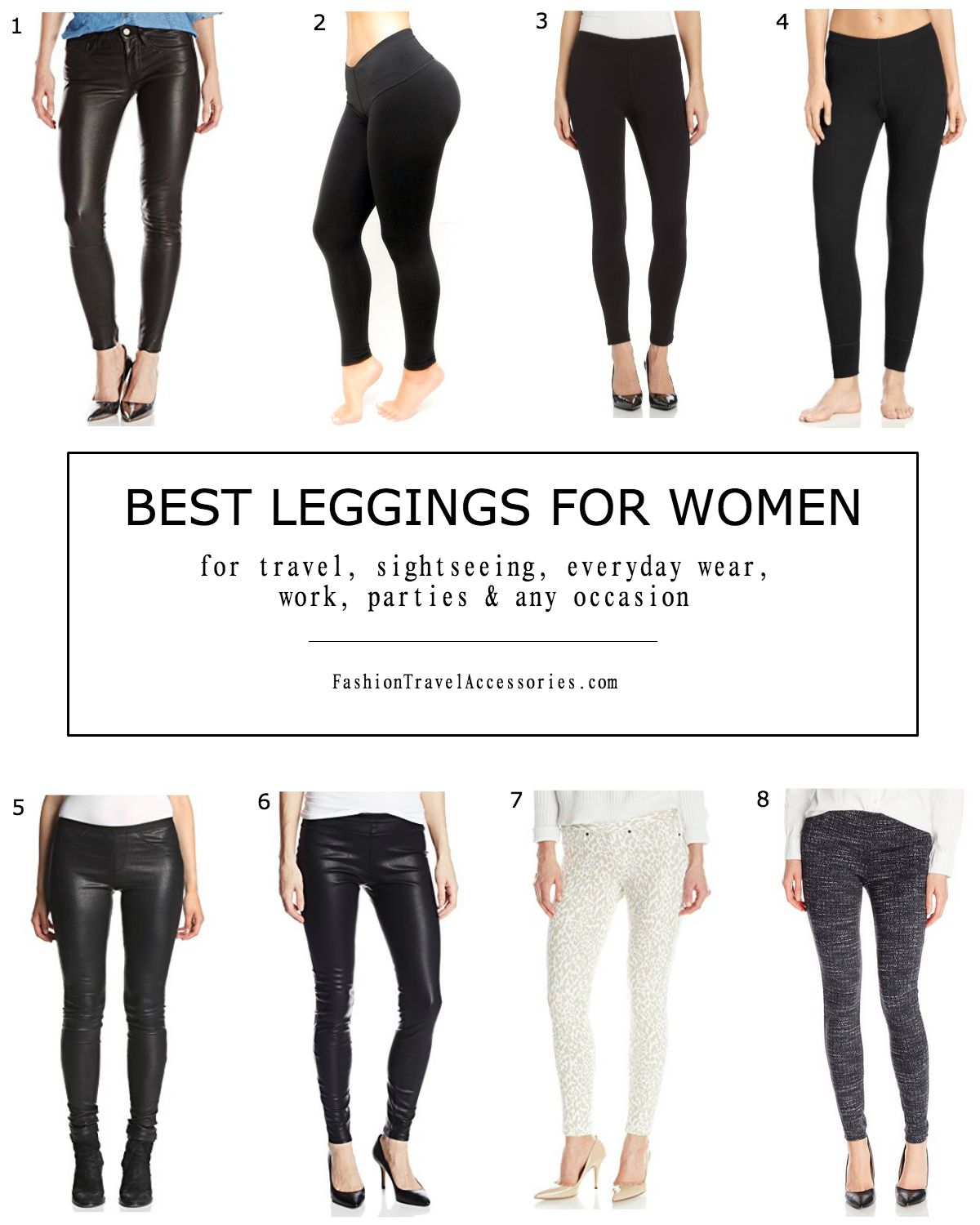c34a9c99616520 Best Leggings For Women For Travel, Everyday Wear & Any Occasion ...