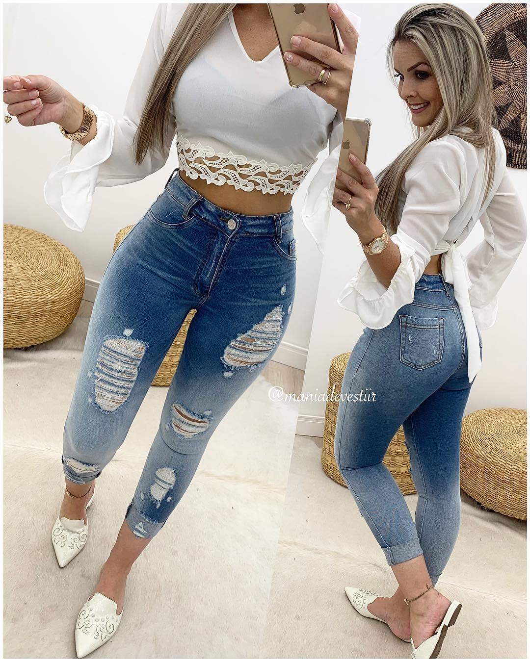 """Mania De Vestir on Instagram """"Atendimento hoje das 1300 às 1840 hrs! 😘 Mule @shoes lust 🛒 Site para compras 👇🏻 www maniadevestir com br Dúvidas SITE (49) 988195646…"""" is part of Outfits tenis - 8,304 Likes, 88 Comments  Mania De Vestir (@maniadevestiir) on Instagram """"Atendimento hoje das 1300 às 1840 hrs! 😘 Mule @shoes lust 🛒 Site para compras 👇🏻…"""""""