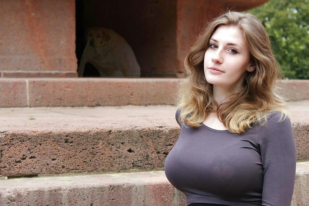 Do irish women big breasts