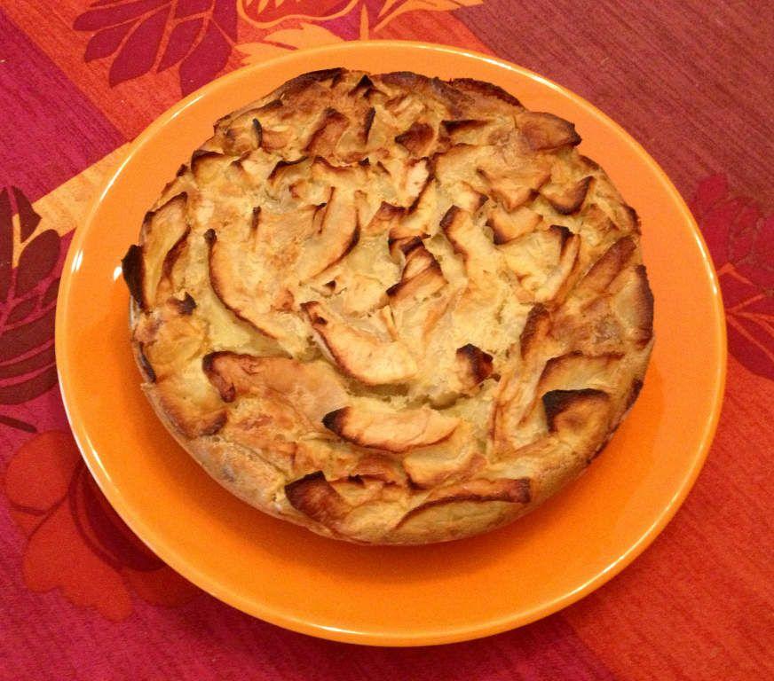 Gateau Petit Dejeuner Aux Fruits Ww Au Thermomix Dessert
