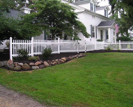 New Farmhouse Landscaping Ideas