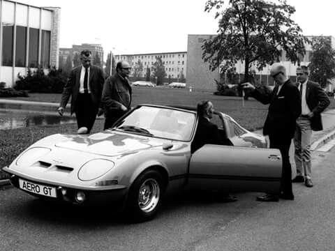 1969 Opel Aero GT Concept