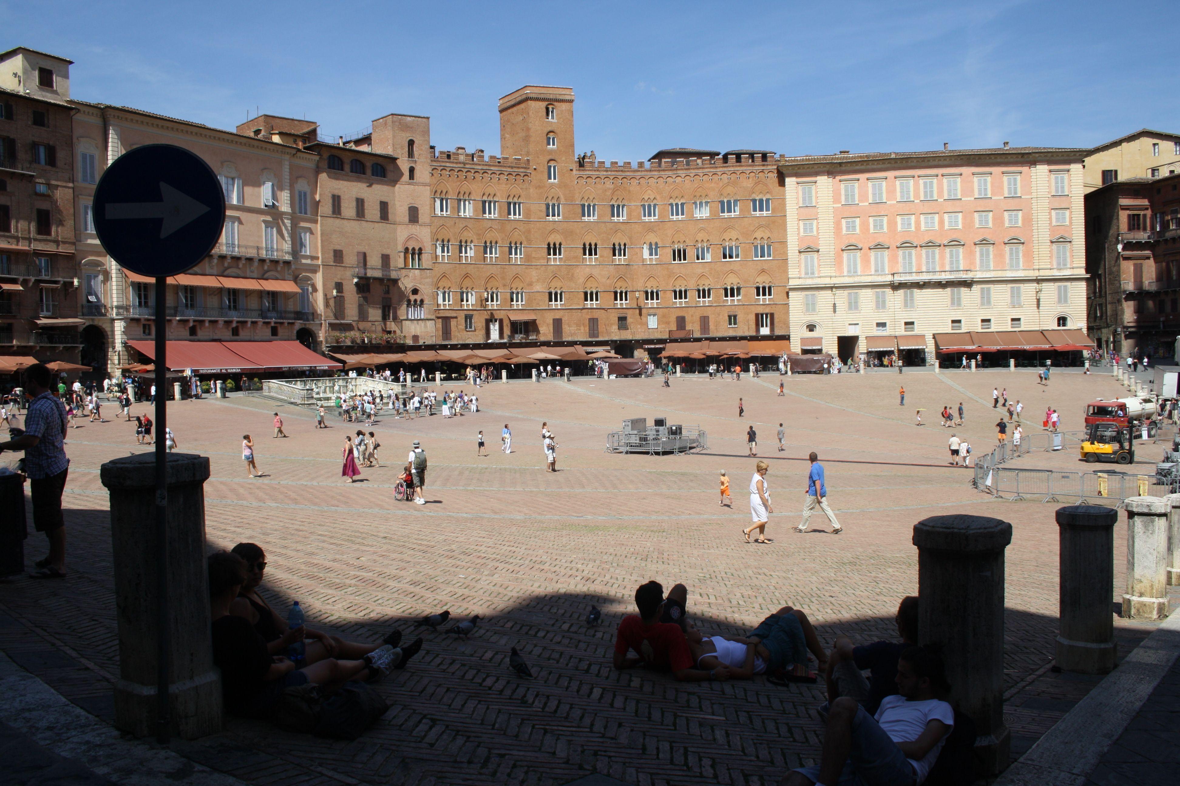 Siena...