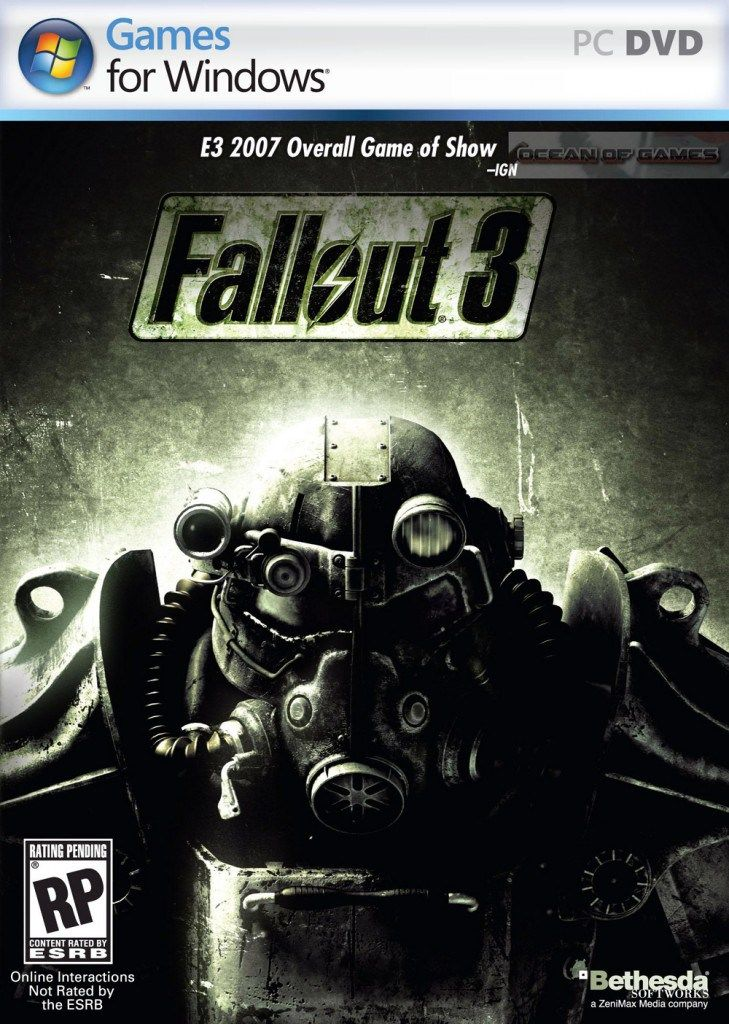 Fallout 3 free download full pc game full version