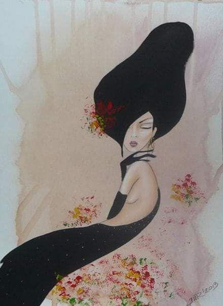 Iwona Wierkowska Rogowska The Art of Painting