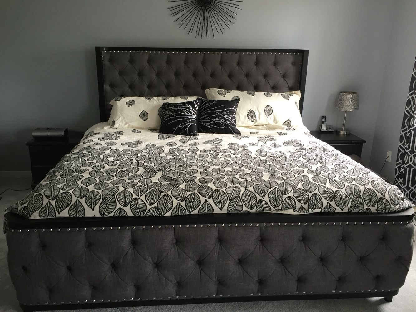 swire grey bed for the home pinterest grey bed