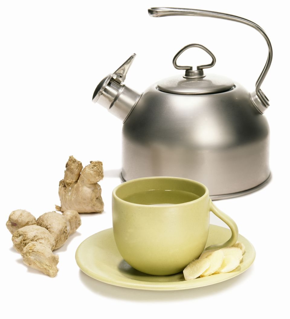 Ginger Root Tea Recipe (With images) Homemade ginger