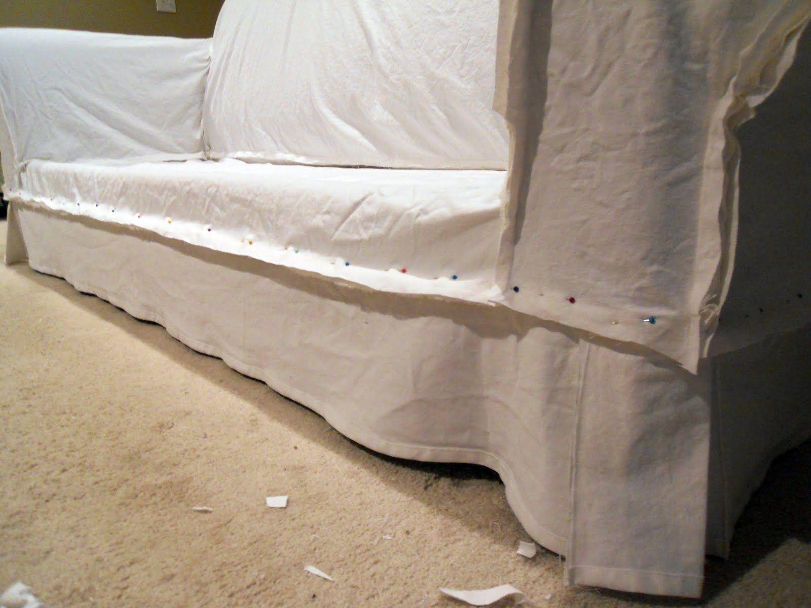 Making sofa Slip Covers