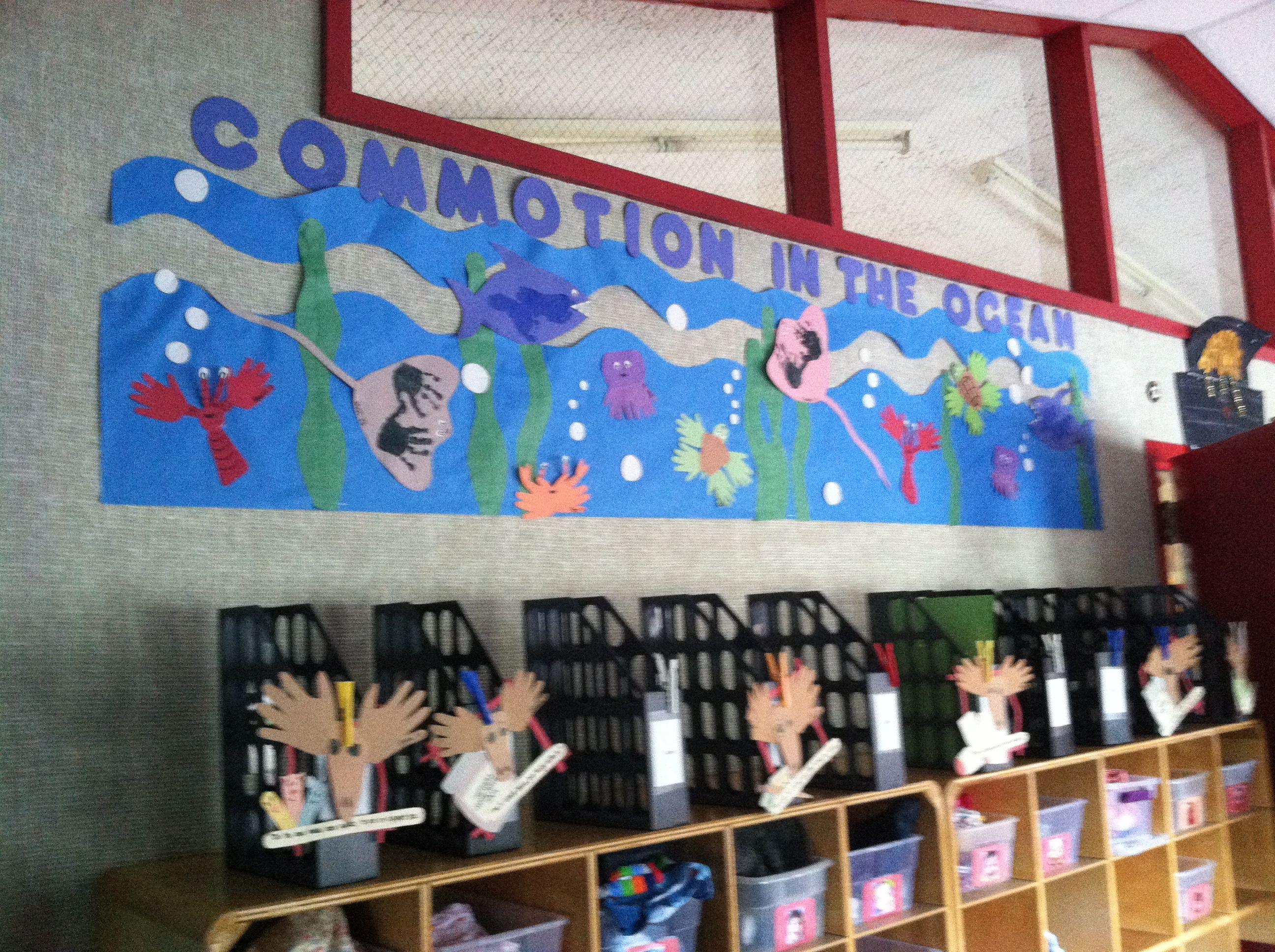 Pin By Tiffany Habisch On Infant Art Ideas Baby Room Signs Preschool Decor Sea Nursery