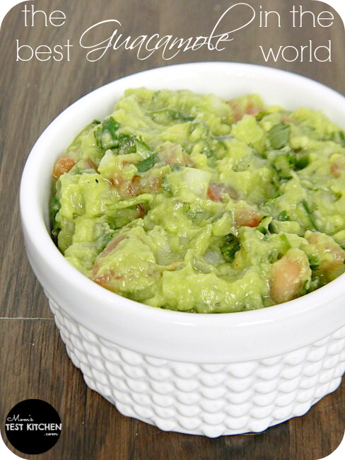 Can You Substitute Lime For Lemon In Guacamole Best Guacamole In The World Momstestkitchen Com Secretrecipeclub Recipes Appetizer Recipes Food