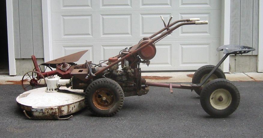 TheSamba com :: Off Topic - View topic - Garden Tractors