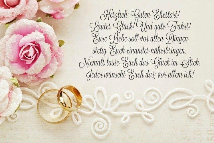 Ehrliche Und Liebevolle Gluckwunsche Zur Hochzeit Gluckwunsche