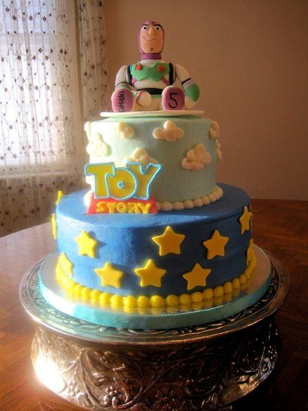 Buttercream Toy Story Cake Bing Images Toy Story Cakes Toy