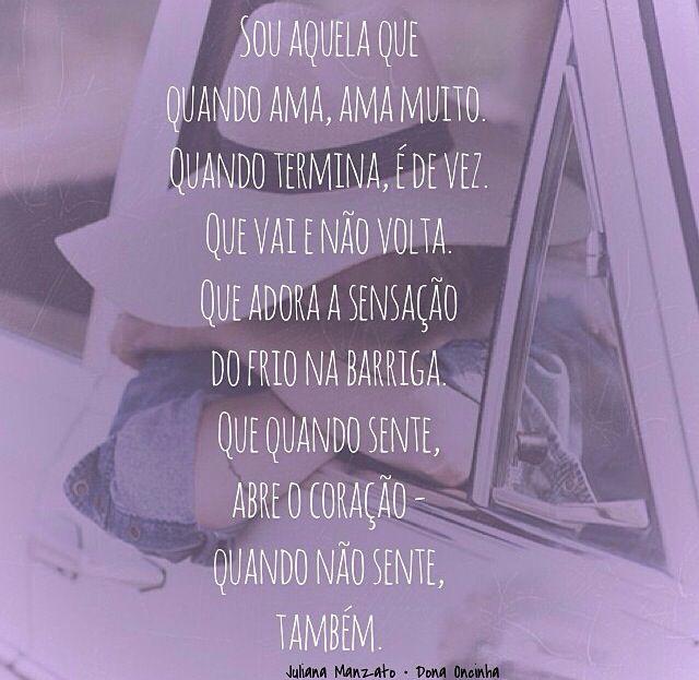 Frase: Juju | Dona Oncinha