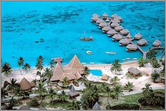 Sofitel Moorea La Ora Beach Resort Tahiti Hotels Beach