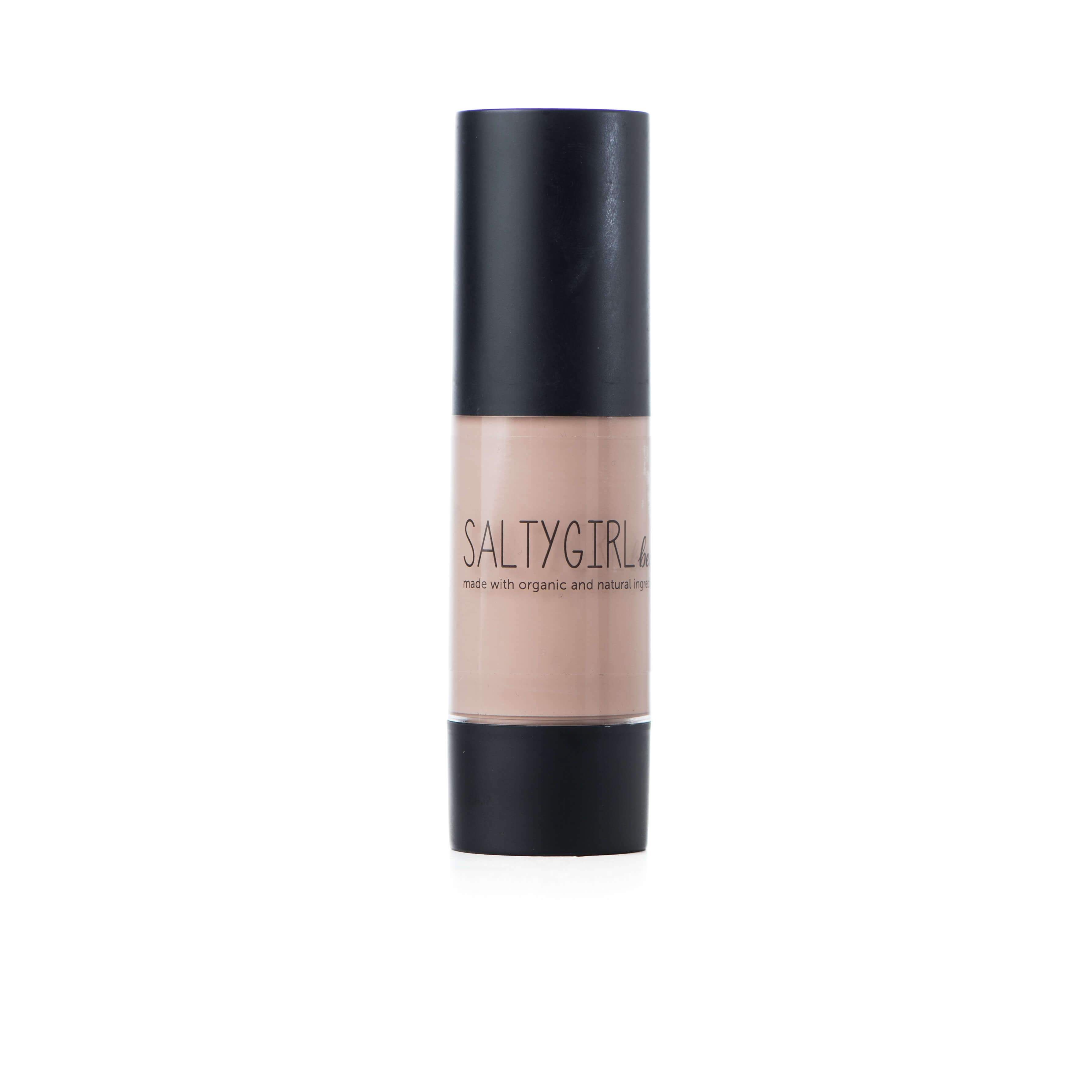 Salty Girl Beauty Foundation Natural makeup brands