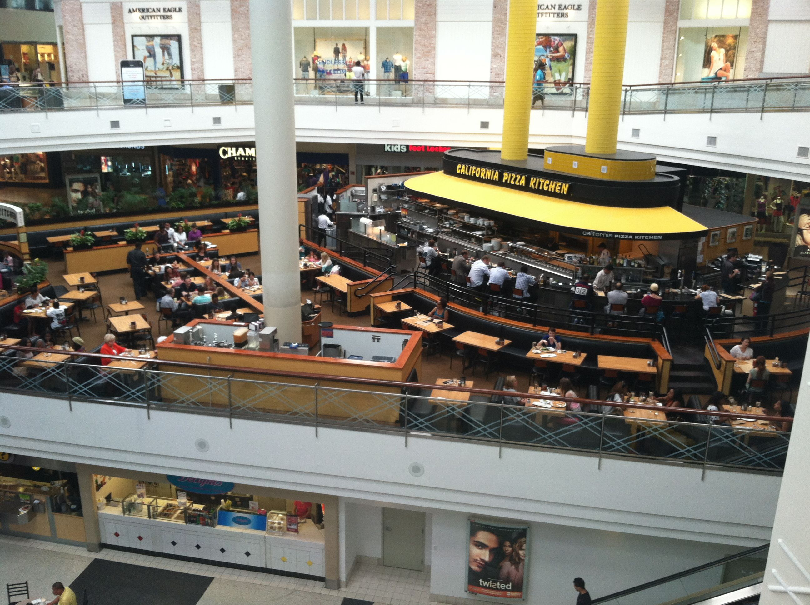 california pizza kitchen in lenox square mall lenox marta station