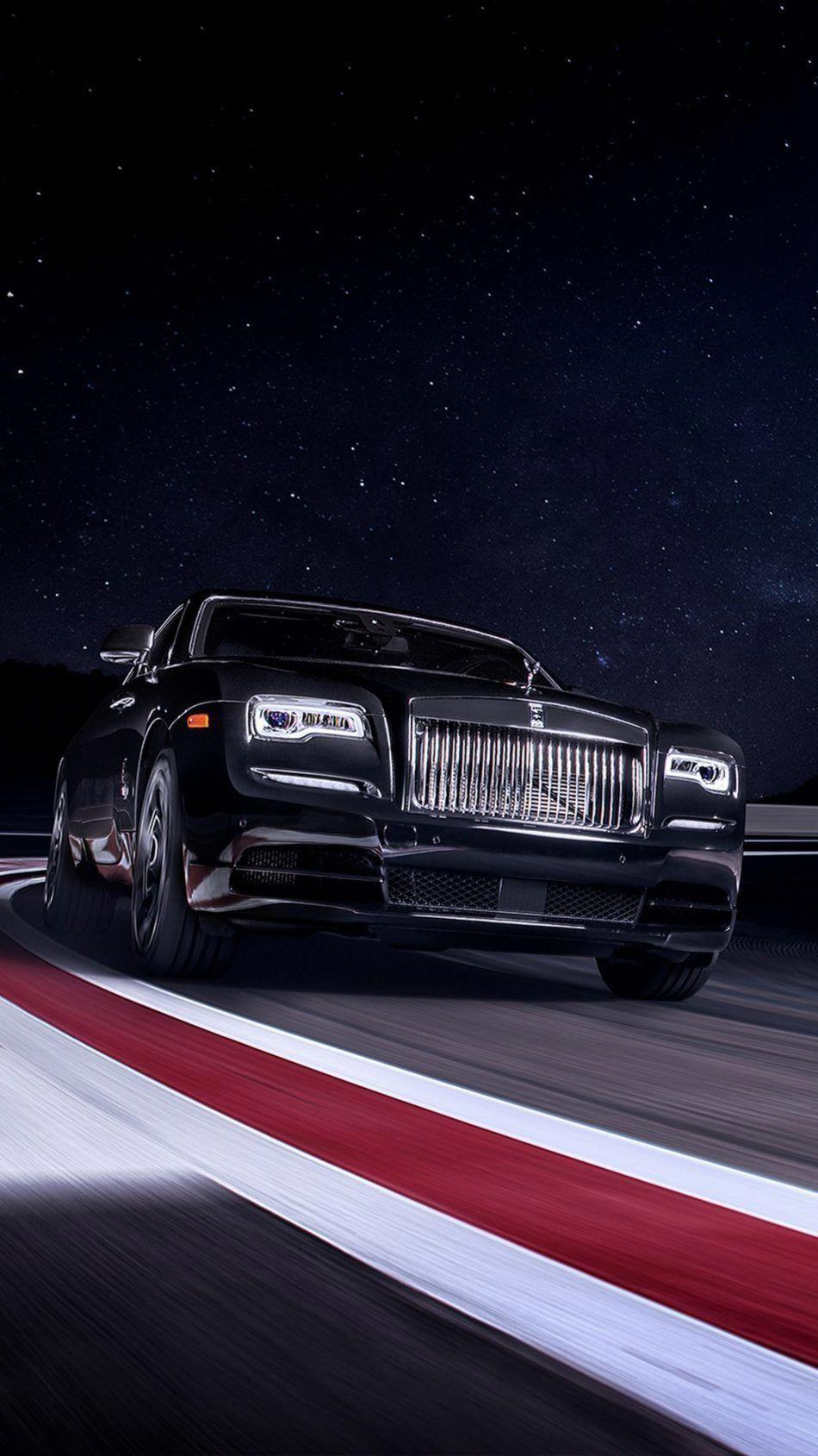 Rolls Royce Black Badge Wraith On Race Track 4k Ultra Hd Mobile Wallpaper Rollsroyceclassiccars Rolls Royce Black Luxury Cars Rolls Royce Rolls Royce
