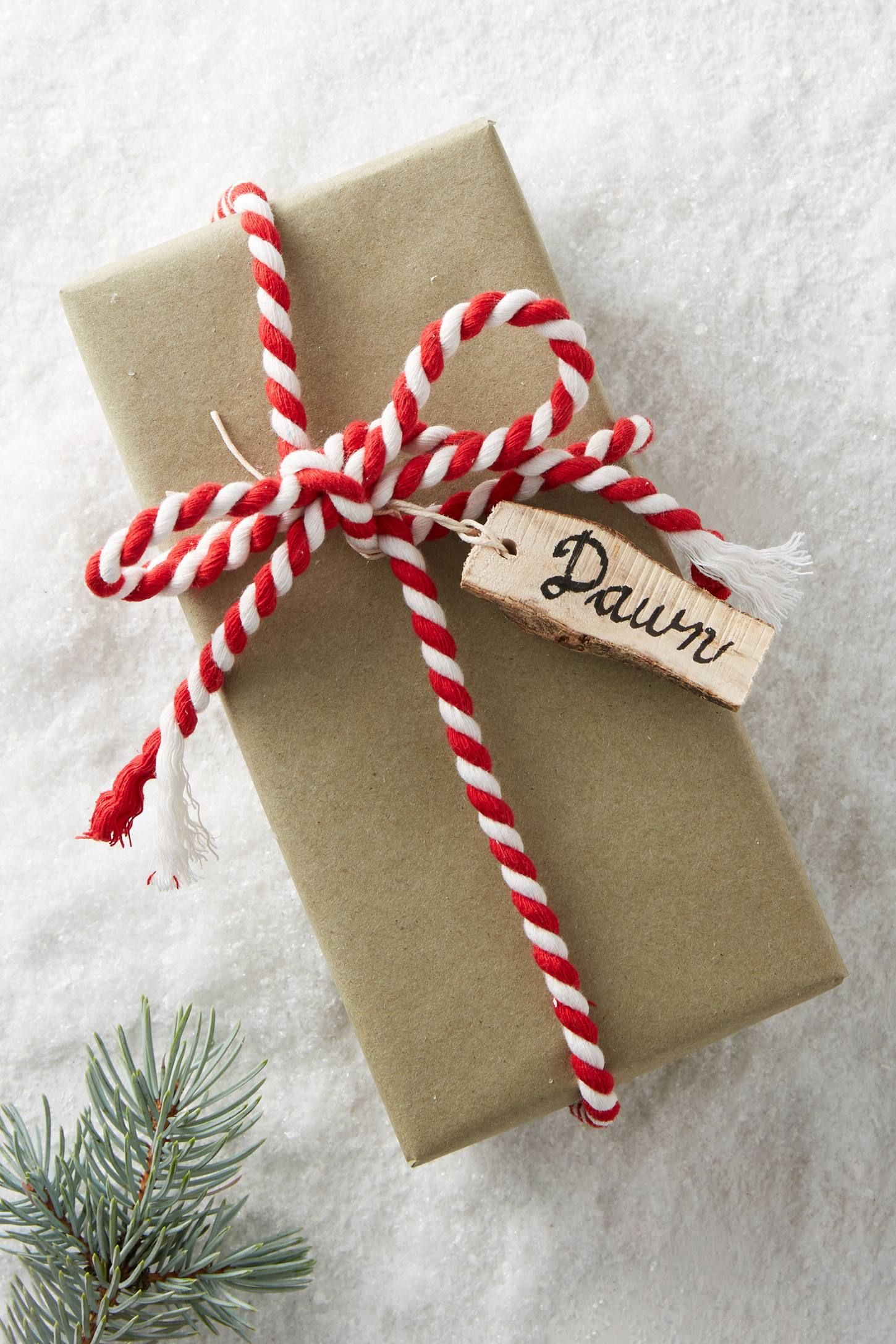 Cotton Twisted Cord Christmas Pinterest
