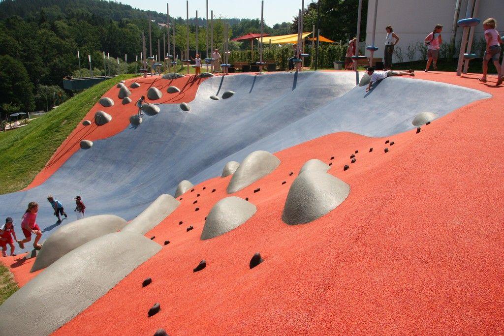 Waldkirche Playground Google Search Urban Playground Playground Landscaping Playgrounds Architecture