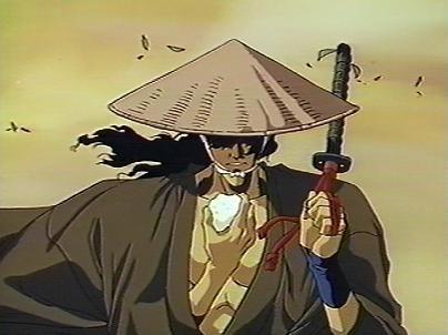 Image Of Jubei Kibagami Anime Vice Ninja Scroll Anime Anime Animated Drawings