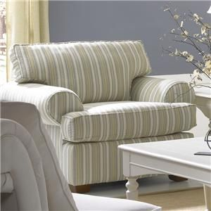 Klaussner Furniture Company Upholstered Chairs