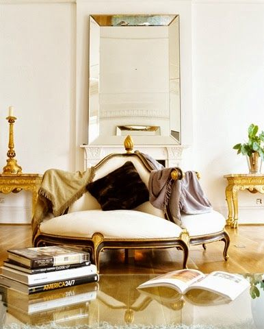 Borne Settee By Christopher Guy DESIGN DICTIONARY: Borne   Decor Arts Now