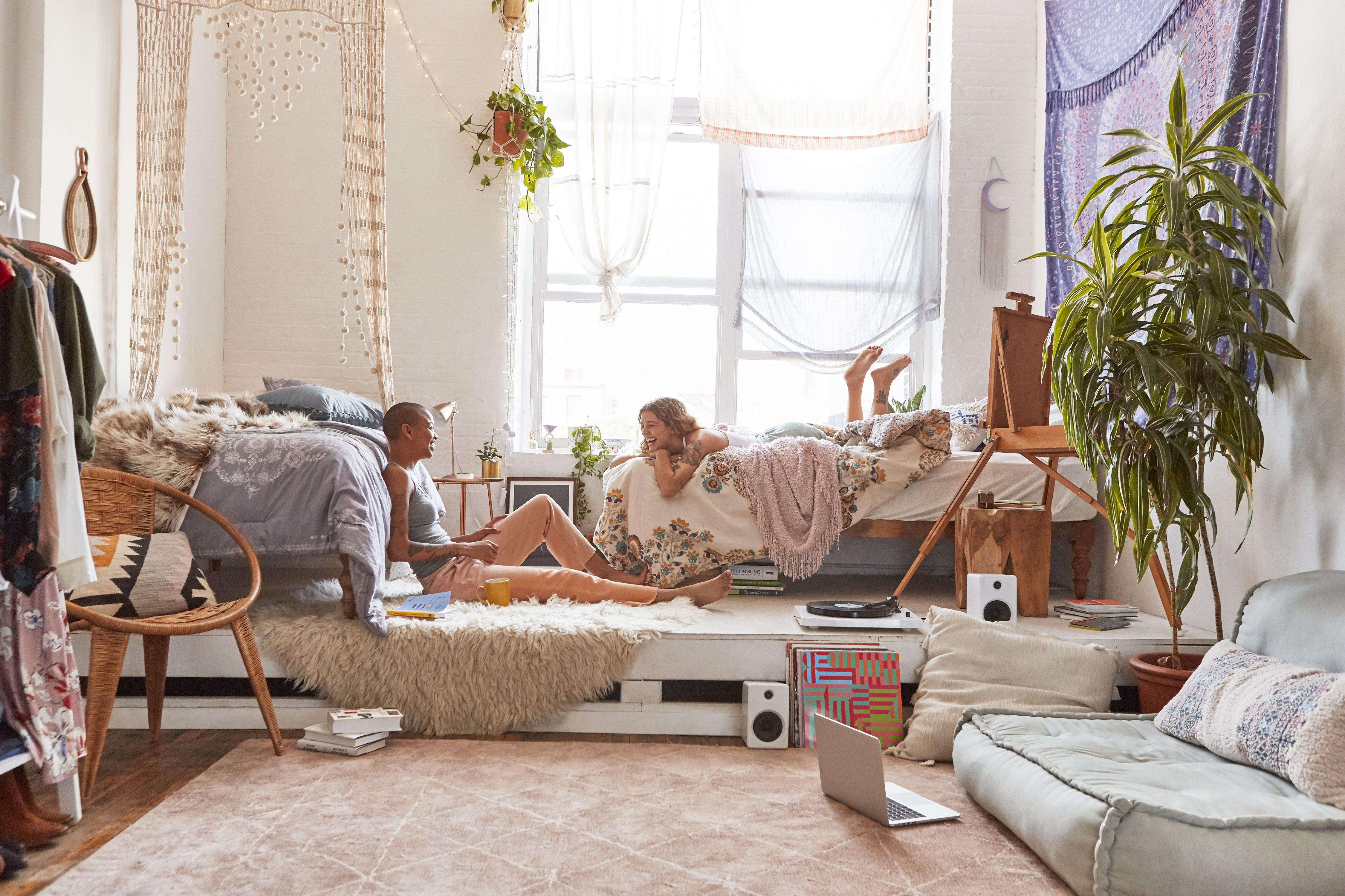 Pinterest Kittymachine Simple Bedroom Urban Outfitters