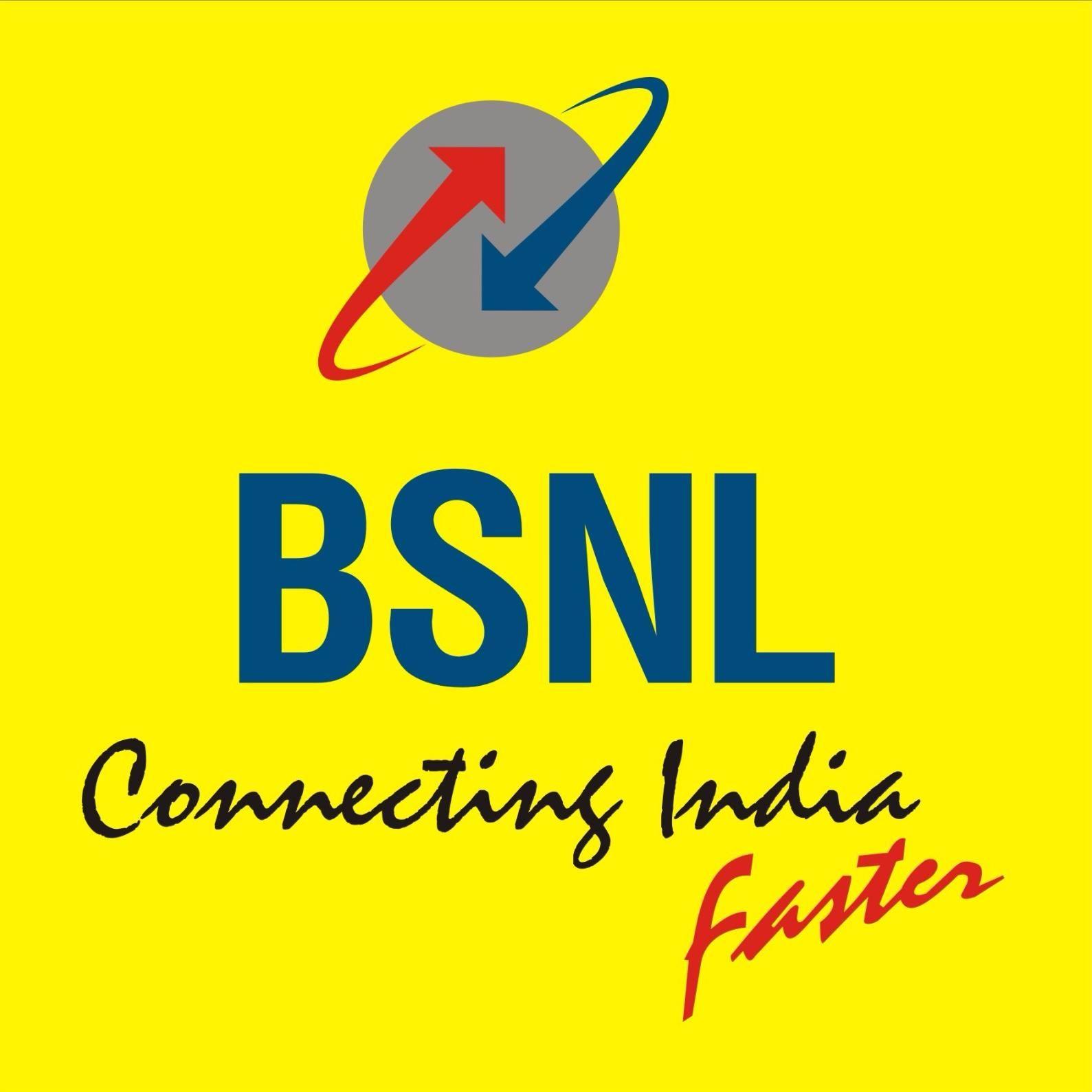 Bsnl logo bharat sanchar nigam limited job application