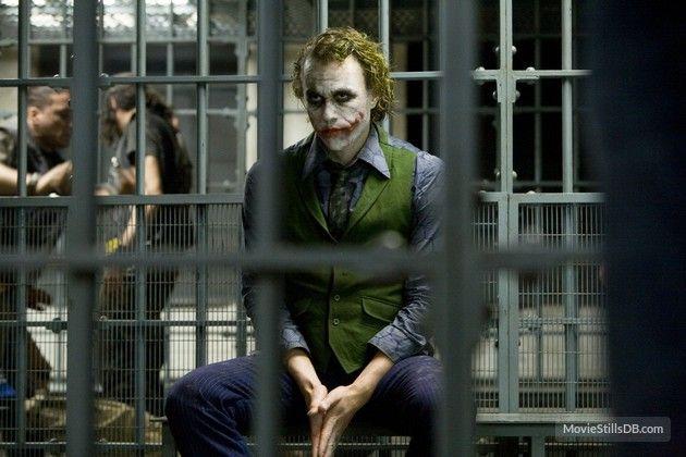 The Dark Knight El Guason Joker Caballero De La Noche Joker Heath
