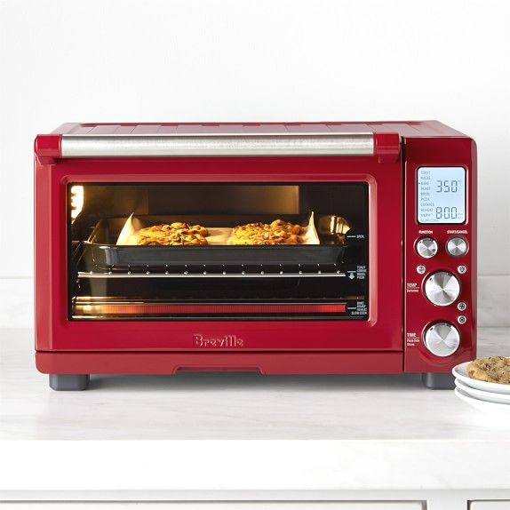 Breville Smart Oven Pro With Light With Convection Countertop Oven Toaster Oven