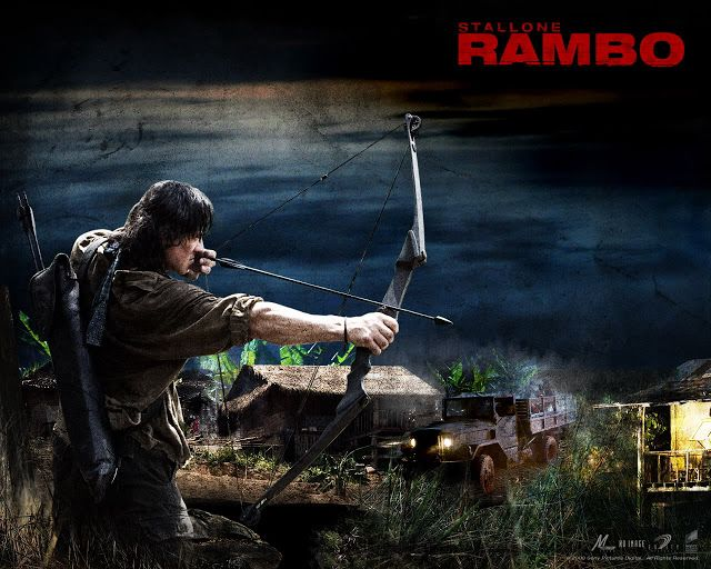 Rambo 4 2008 Hollywood Movie Watch And Download Online Filmes