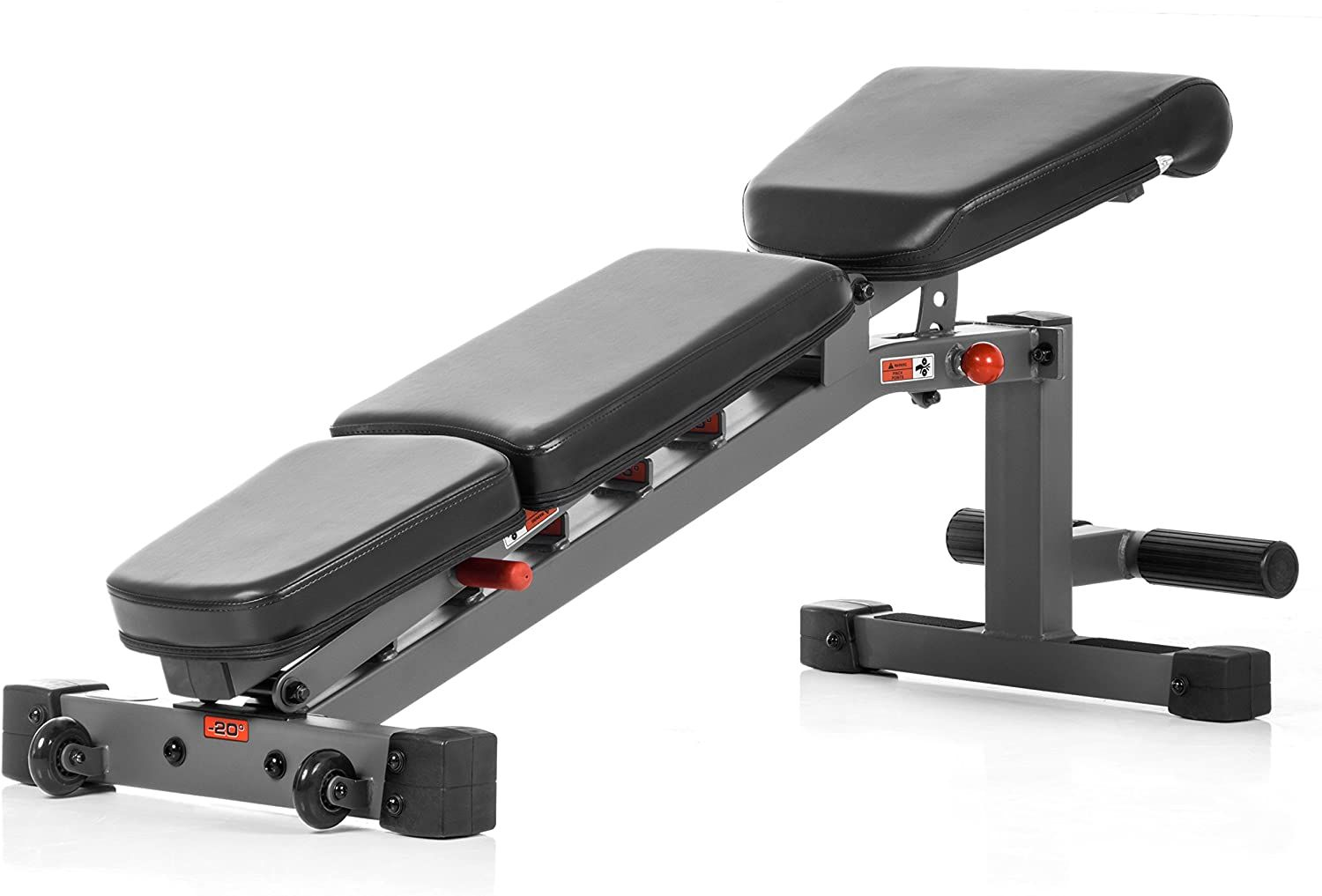 XMark Adjustable Dumbbell Weight Bench XM