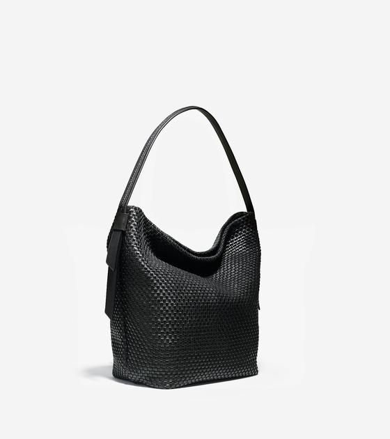 787cd01c4eb Bethany Weave Large Bucket Hobo | Reminders | Hobo crossbody bag ...