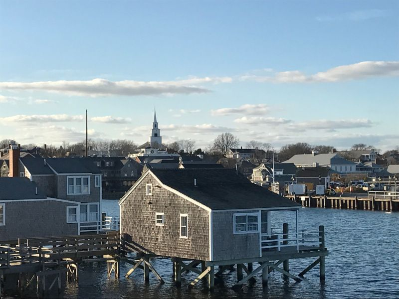 Nantucket During the Christmas Stroll Weekend in new