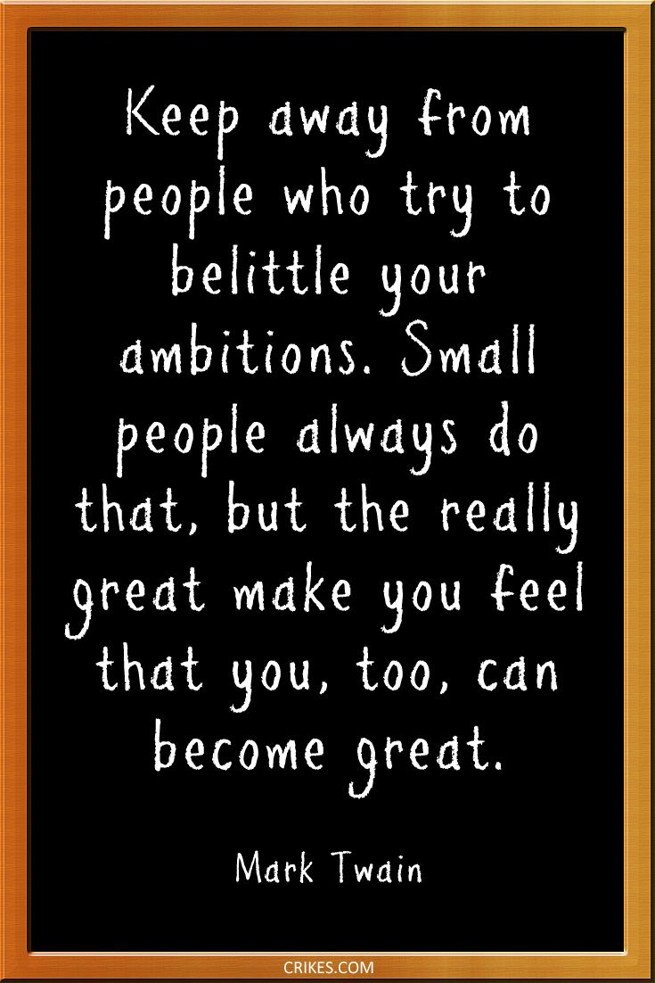 25 Inspirational Mark Twain Quotes