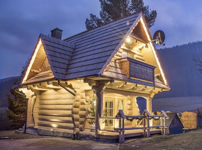 Merveilleux Little Log Houses ~ U2014 The Little Log House Company